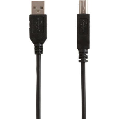 Câble ESSENTIELB USB 1M80 2.0 AB - M/M