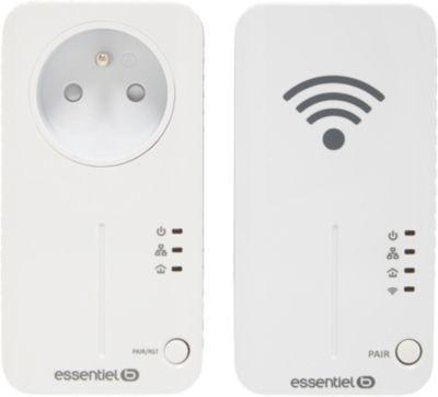 CPL Duo ESSENTIELB Wifi+CPL 500+