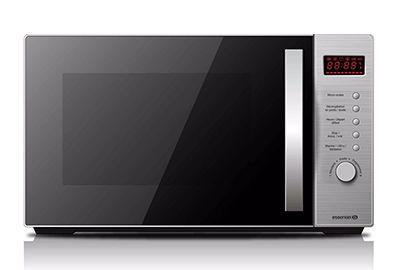Durée De Vie D Un Micro Onde essentielb em232m inox micro-ondes | boulanger