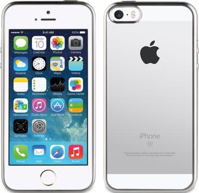essentielb iphone 5s se contour silver accessoire iphone. Black Bedroom Furniture Sets. Home Design Ideas