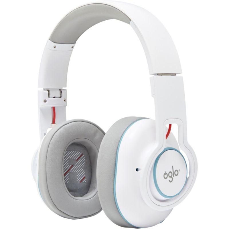 Casque Bluetooth Oglo Muz Blanc