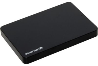 Disque ESSENTIELB 2.5 ' 500 Go KIP Noir USB 3.0