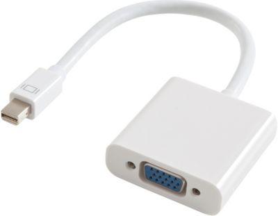 Adaptateur Mini displayport essentielb mini displayport vga