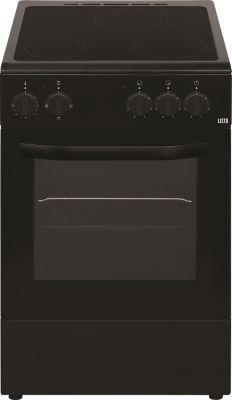 Cuisinière vitrocéramique Listo CV5055 L2n