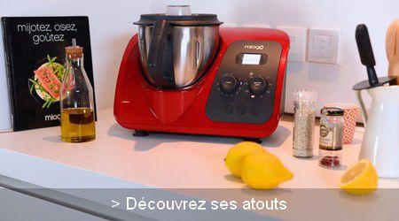 miogo maestro gris robot multifonction boulanger. Black Bedroom Furniture Sets. Home Design Ideas