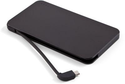 Batterie Externe adeqwat 5000 mah noir 1 usb