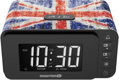 Radio-réveil ESSENTIELB State Up UK