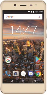 Smartphone Essentielb Wooze L Or
