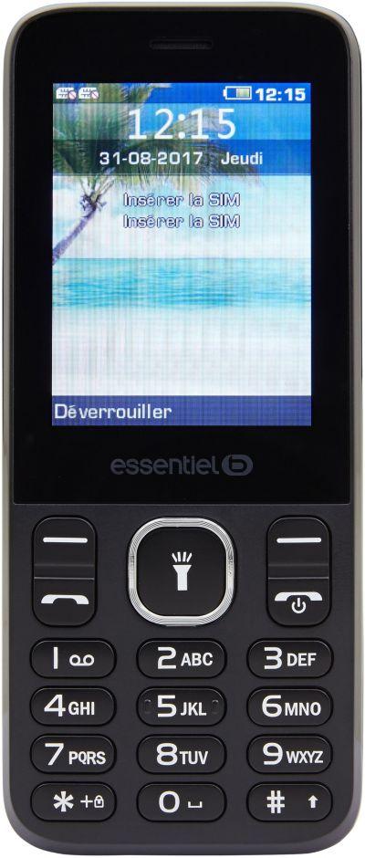 Mobile ESSENTIELB Bar 242 noir