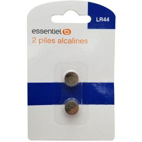 Pile ESSENTIELB LR44 - A76 x2