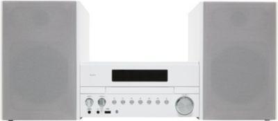 Chaîne HiFi Essentielb MS-4501 BT blanc