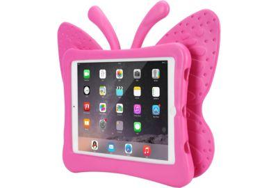 Etui ESSENTIELB Tablette enfant iPad 9.7'' rose