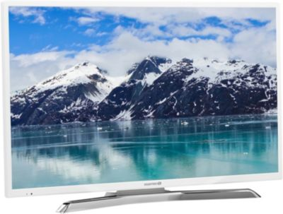 TV LED Essentielb Kea 39'' blanc Full HD