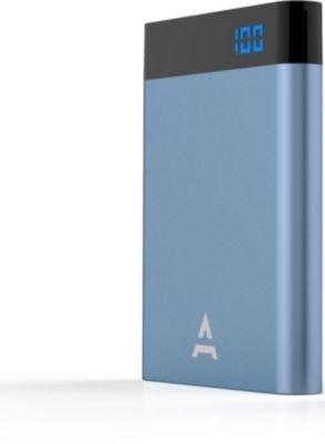 Batterie Externe adeqwat 4000 mah bleu