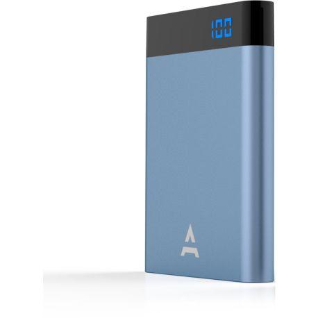 PowerBank ADEQWAT 4000 mAh Bleu