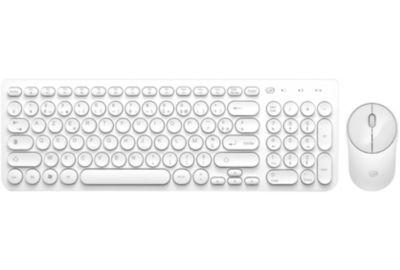 Ensemble clavier + souris sans fil DACTYLO
