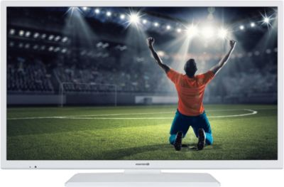 TV LED Essentielb Kea 32'' Blanc