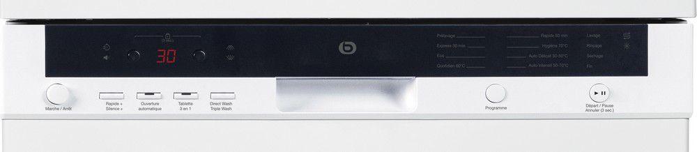 Lave-vaisselle Essentiel B ELC3A-426B