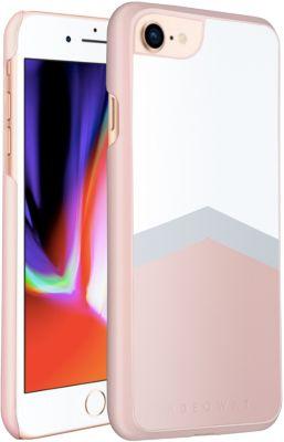 Coque Adeqwat iphone 6/7/8 logo rose