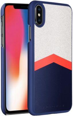 Coque Adeqwat iphone x / xs logo grise