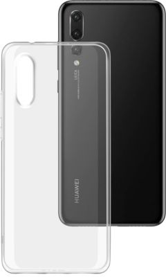 Coque Essentielb Huawei P20 Souple transparent