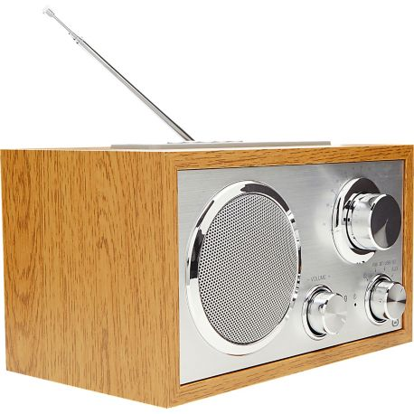 Radio ESSENTIELB Madera BT