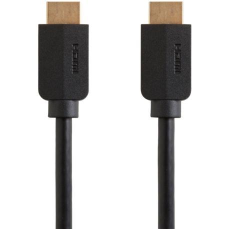 Câble HDMI ESSENTIELB 10M Noir 2.0