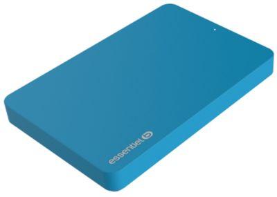Disque Dur externe essentielb 2.5'' 1.5to bleu kip