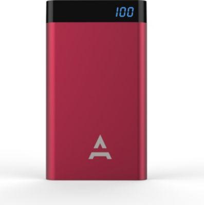 Batterie Externe adeqwat 8000 mah bordeau