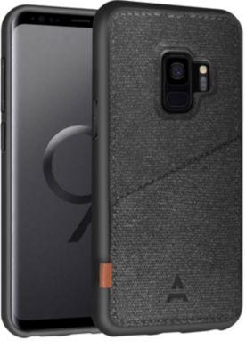 Coque Adeqwat s9 aimantée porte carte noir + support smartphone adeqwat aimanté grille ventilation noir + chargeur secteur adeqwat magnétique noir-Cable usb c intégré + câble usb c adeqwat usb c noir - les magnétiques -