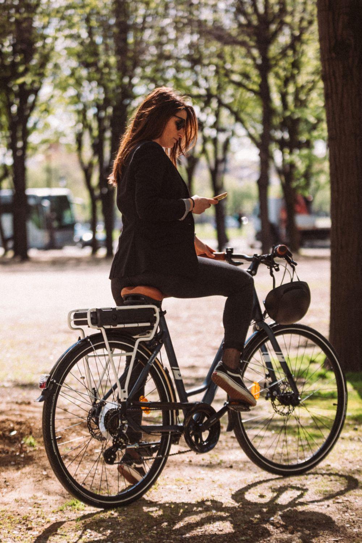 Vélo électrique connecté Wayscral Application