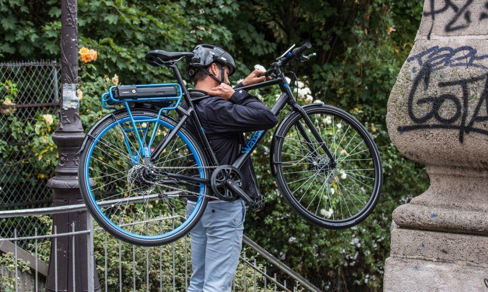Vélo électrique léger Wayscral Powered by Michelin