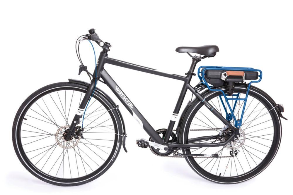 Vélo électrique 2-en-1 Wayscral Powered by Michelin