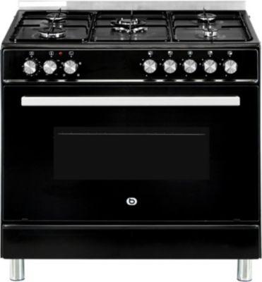 Piano de cuisson mixte Essentielb EMCG 916n