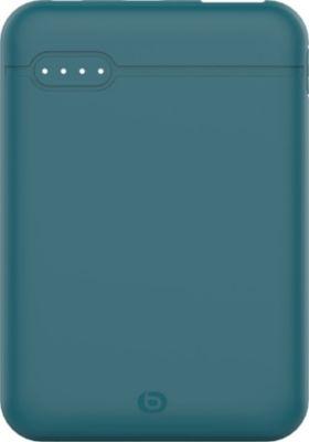 Batterie externe Essentielb Weekend mini 5000 mAh Bleu canard