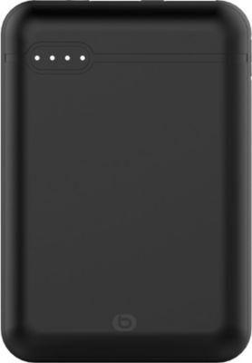 Batterie externe Essentielb Semaine mini 10000mAh Noir