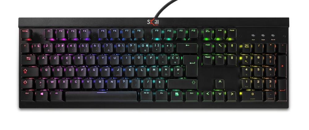 Clavier gamer SkillKorp K30
