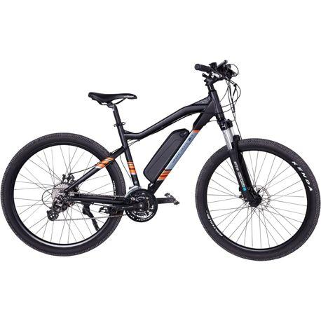 Vélo VAE ESSENTIELB Urban Trail 200 noir