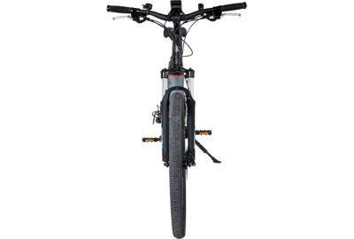 Vélo VAE ESSENTIELB VTT URBAN TRAIL noir