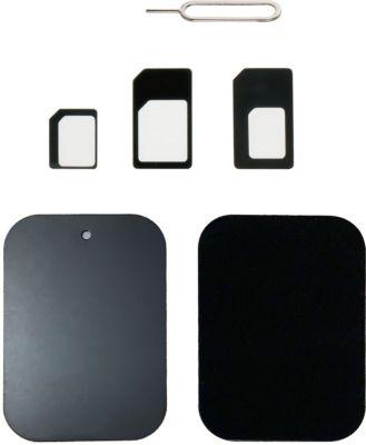 adaptateur carte sim boulanger Essentielb Kit adaptateur SIM + Epingle d'ejection Connectique