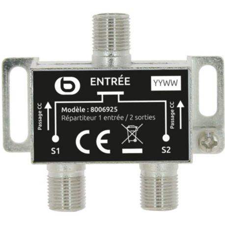 Répartiteur ESSENTIELB 2.5dB 2400MHZ