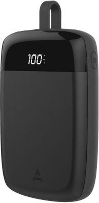 Batterie externe Adeqwat lightning 10 000mAh Noir