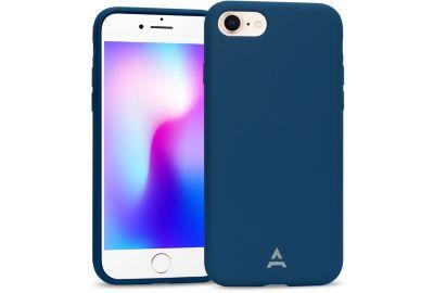 CoqueADEQWAT iPhone 7/8 Silicone bleu
