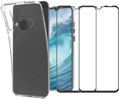 Pack Essentielb Huawei P30 Lite/XL Coque + Verre trempé