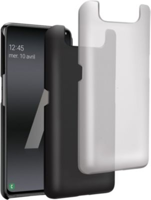 Coque Essentielb Samsung A80 Rigide x2