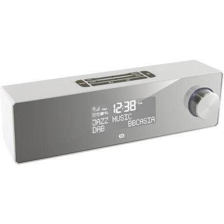 Radio-réveil ESSENTIELB RRV-200DAB+ Blanc