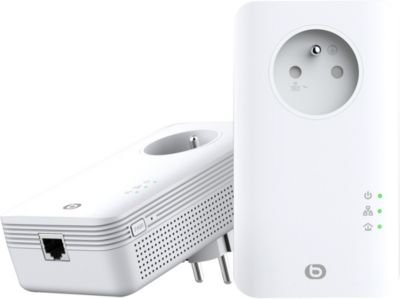 CPL Filaire Essentielb DUO 1200 Mbps