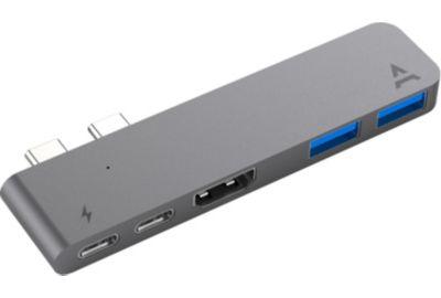 Adaptateur ADEQWAT Macbook Pro USB-C 5 en 1