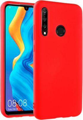 Coque Essentielb Huawei P30 Lite/XL Fun rouge