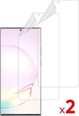 Protège écran Essentielb Samsung Note 20 Ultra Film protecteur x2